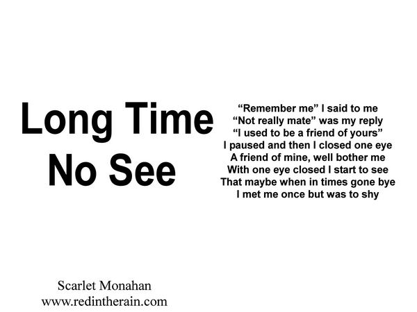Friend Quotes Long Time : Scarlet monahan pop artist photographic satirist and